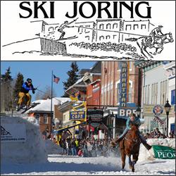 Leadville Ski Joring
