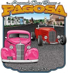 Car Show at Pagosa Springs