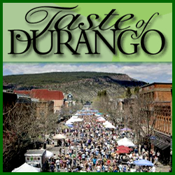 Taste of Durango