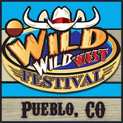 Wild Wild West Festival Pueblo