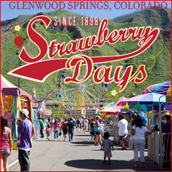 Glenwood Springs Strawberry Days