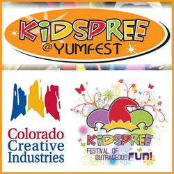 KidSpree Aurora CO Festival