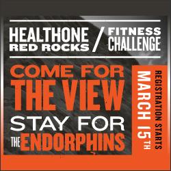 Red Rocks Fitness Challenge