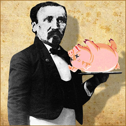 Alferd Packer Bacon Party