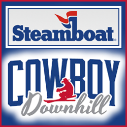Steamboat Cowboy Downhill
