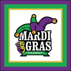 Steamboat Mardi Gras