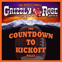 Countdown to Kickoff Rally
