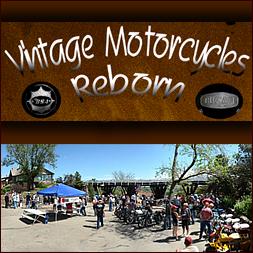 Vintage Motorcycles Reborn